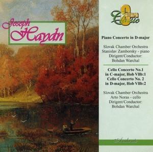 Slovak Chamber Orchestra - Joseph Haydn