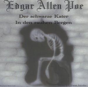 Edgar Allen Poe - Hörbuch CD - Der Schwarze Kater - In den rauhen Bergen
