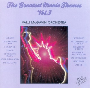 Valli McGavin Orchestra - The Greatest Movie Themes Vol.3
