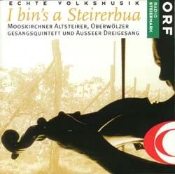 Diverse - I bin's a Steirerbua