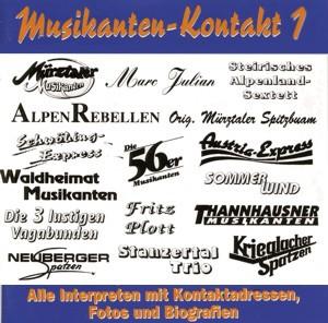 Diverse - Musikantenkontakt 1