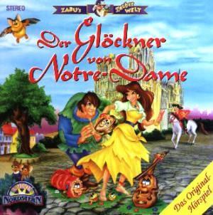 Zabu's Zauberwelt - Der Glöckner von Notre-Dame