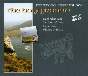 Diverse - The Holy Ground - 2CD-Box