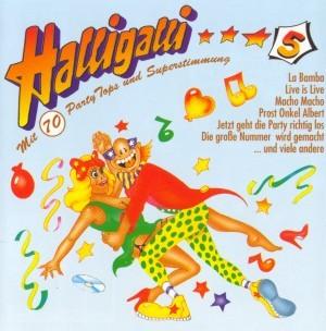 Fred Feiermann und seine Partylöwen - Halligalli 5