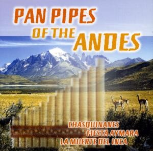 Diverse - Pan Pipes Of The Andes