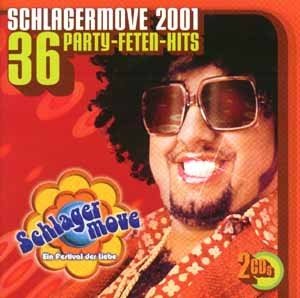 Schlagermove - 36 Party Feten Hits
