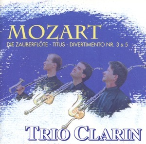 Drio Clarin - Mozart